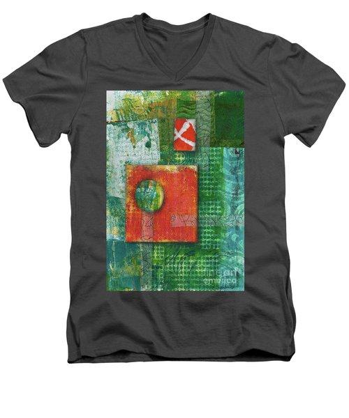 A View Men's V-Neck T-Shirt