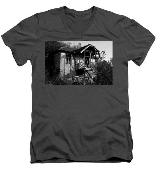 Abandoned And Forgotten 3 Men's V-Neck T-Shirt