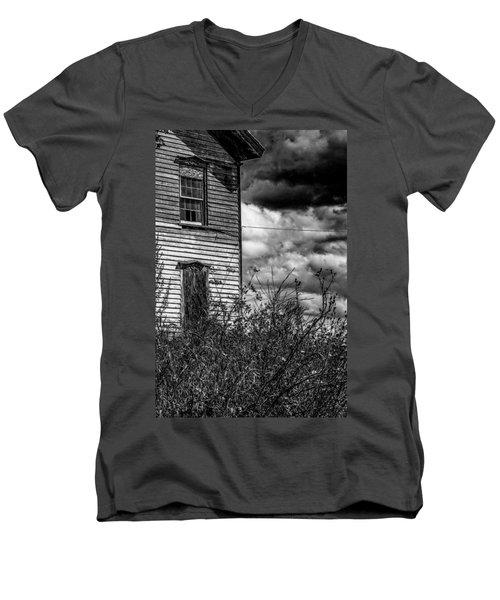 Abandoned Men's V-Neck T-Shirt