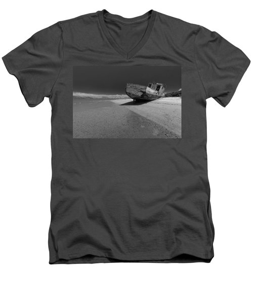 Abandonment Men's V-Neck T-Shirt