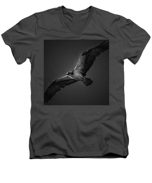 Above Men's V-Neck T-Shirt