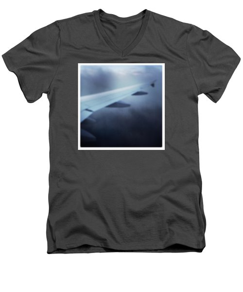 Above The Clouds 04 - Dreaming Men's V-Neck T-Shirt