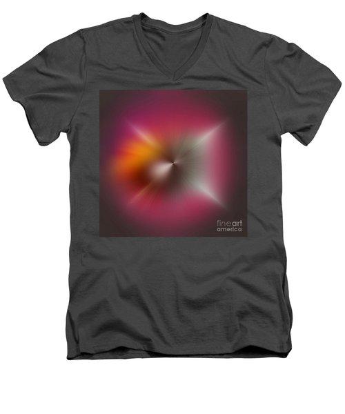 Abstract 1010-2016 Men's V-Neck T-Shirt