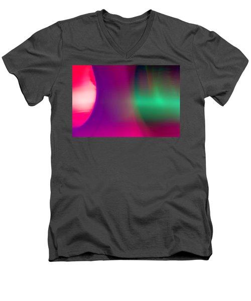 Abstract No. 12 Men's V-Neck T-Shirt