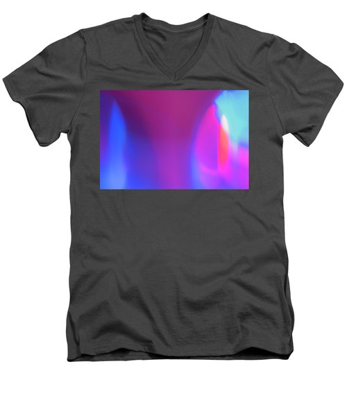 Abstract No. 14 Men's V-Neck T-Shirt