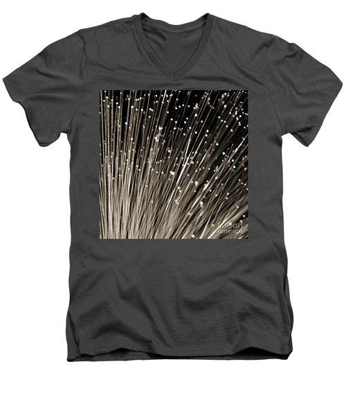 Abstractions 001 Men's V-Neck T-Shirt