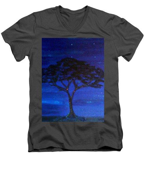 Acacia Men's V-Neck T-Shirt