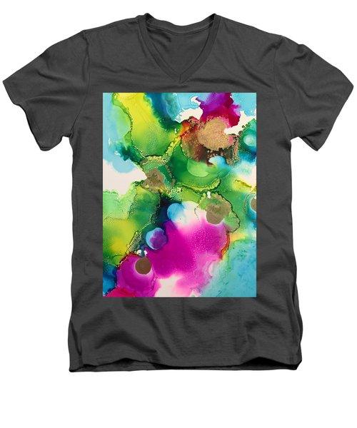Acceptance Men's V-Neck T-Shirt