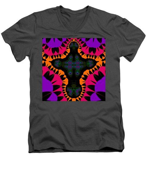 Acknobless Men's V-Neck T-Shirt