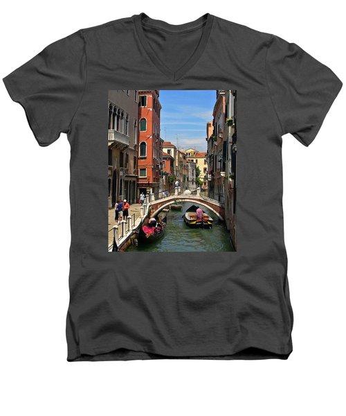 Activity Men's V-Neck T-Shirt