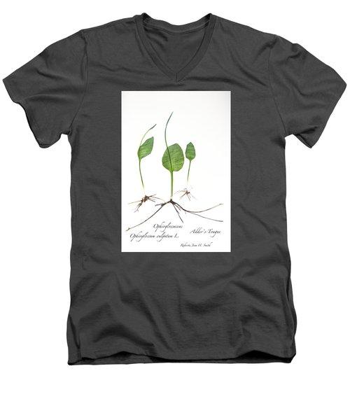 Adder'stongue Men's V-Neck T-Shirt