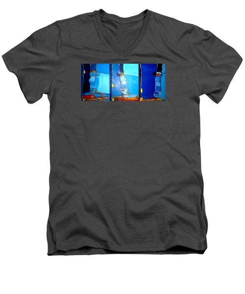 Adriatic  Men's V-Neck T-Shirt