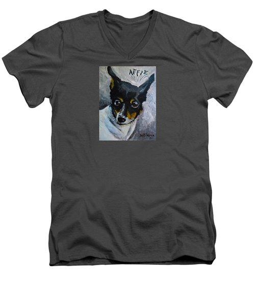 Affie Men's V-Neck T-Shirt