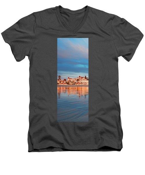 Afloat 6x16 Panel 2 Men's V-Neck T-Shirt