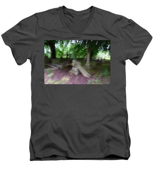Afterlife Men's V-Neck T-Shirt