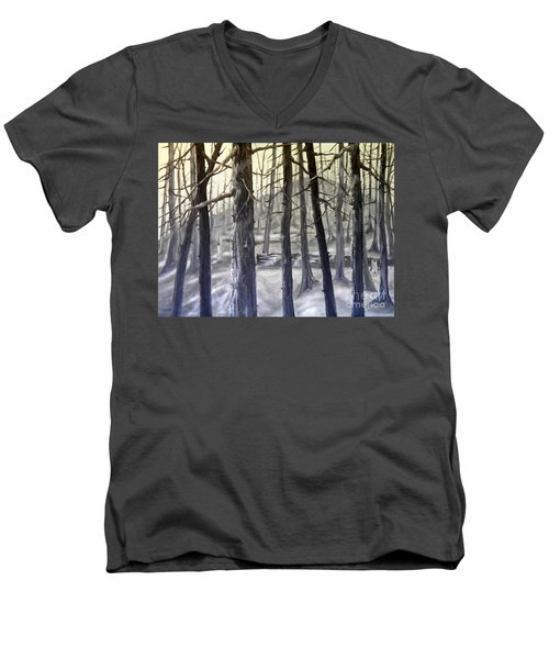 Aftermath 2 Men's V-Neck T-Shirt