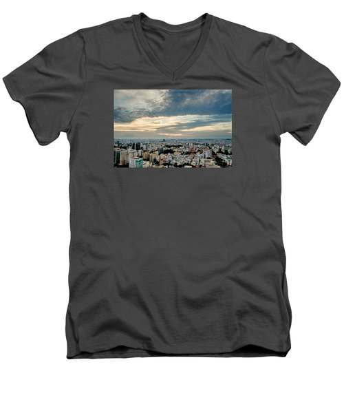 Afternoon Saigon Men's V-Neck T-Shirt