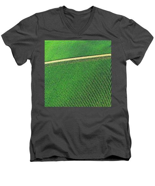 Ag Road Men's V-Neck T-Shirt