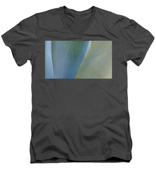 Agave Imprints Men's V-Neck T-Shirt