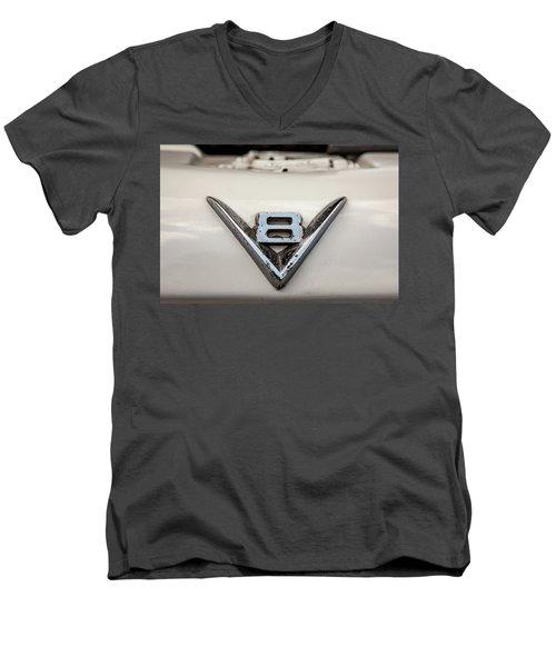 Aged V8 Men's V-Neck T-Shirt