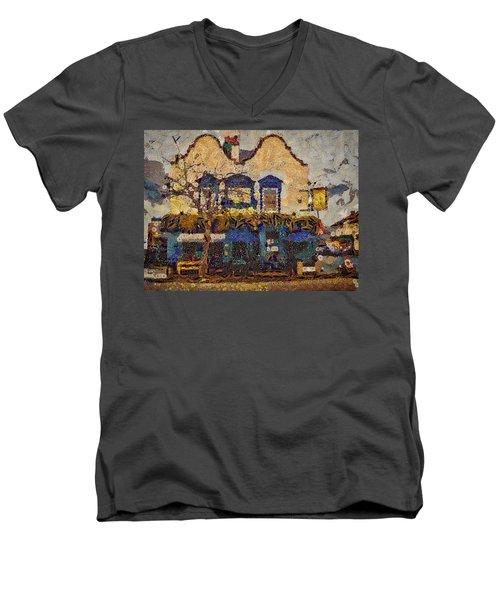 Ahh Bistro Men's V-Neck T-Shirt