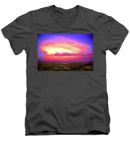 Airgasm Men's V-Neck T-Shirt