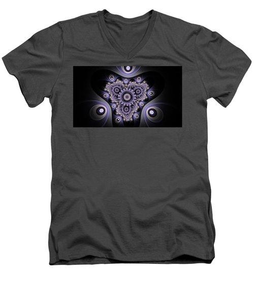 Akashic Men's V-Neck T-Shirt