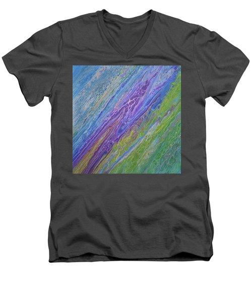 Akicita Men's V-Neck T-Shirt