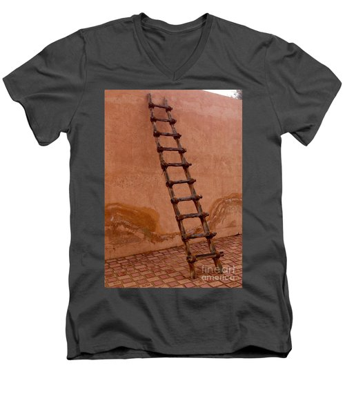 Al Ain Ladder Men's V-Neck T-Shirt