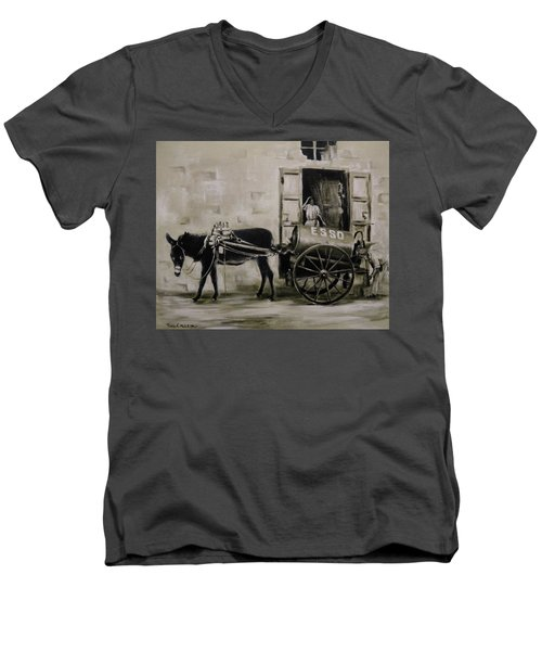 Aladin Men's V-Neck T-Shirt