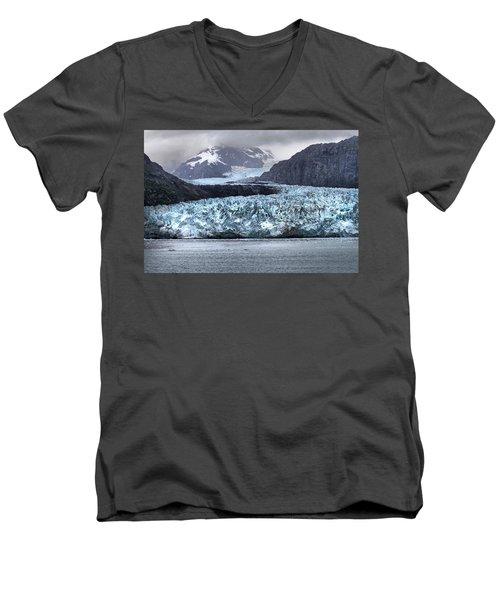 Glacier Bay National Park Men's V-Neck T-Shirt