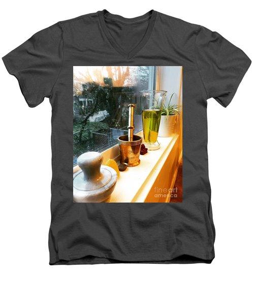 Alchemy And Oils Men's V-Neck T-Shirt