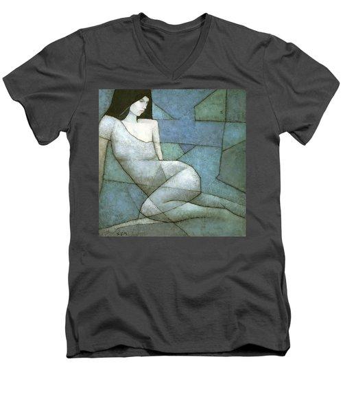 Alcyone Men's V-Neck T-Shirt