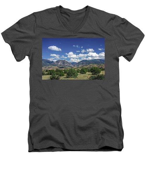 Aldo Leopold Wilderness, New Mexico Men's V-Neck T-Shirt