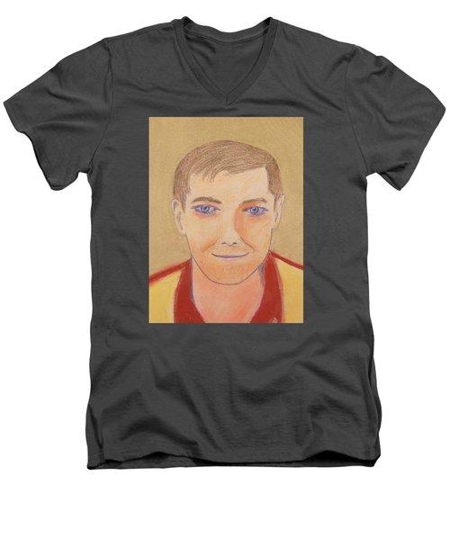 Alexandre Men's V-Neck T-Shirt