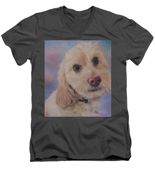 Alfie Men's V-Neck T-Shirt