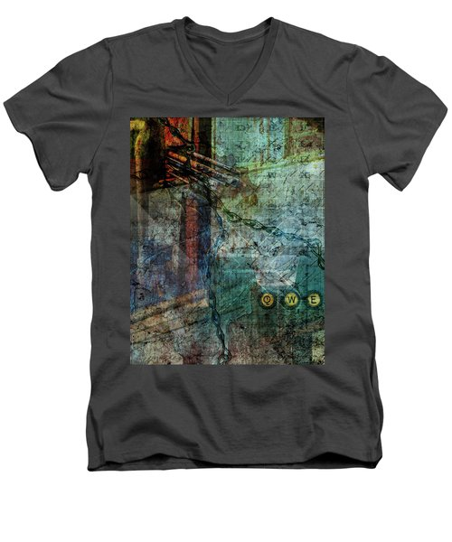All But Forgotten Men's V-Neck T-Shirt