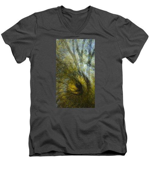 All Fall Down Men's V-Neck T-Shirt