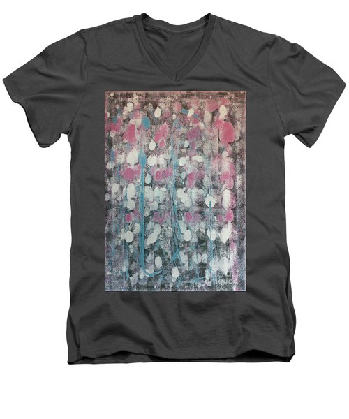 All Shapes Of Love Men's V-Neck T-Shirt