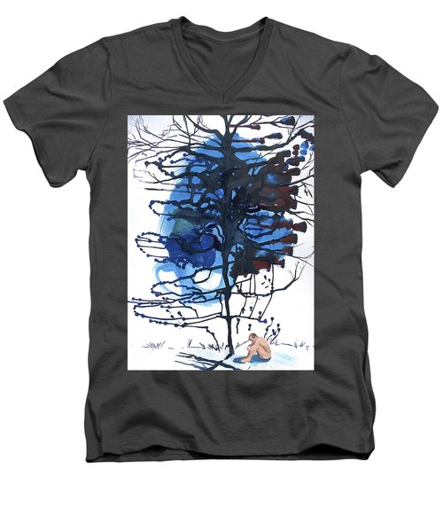 All That I Really Know Men's V-Neck T-Shirt
