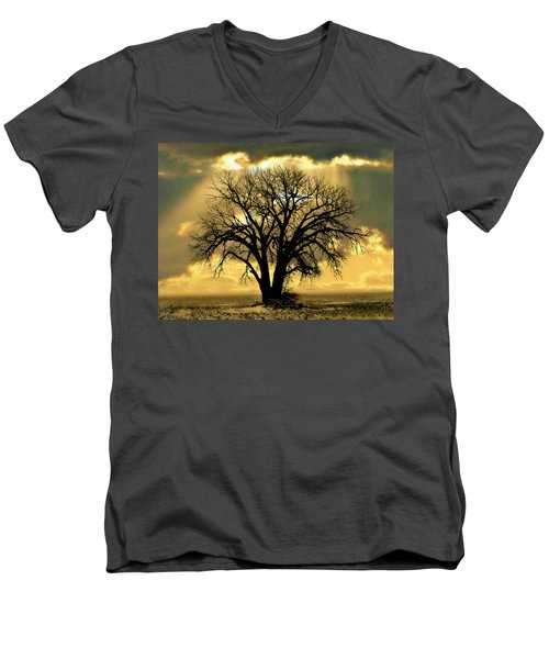 All That Remains  Men's V-Neck T-Shirt