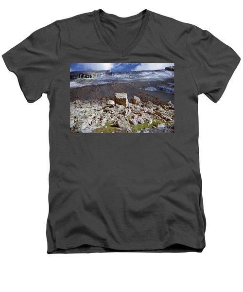 All Things Rock Men's V-Neck T-Shirt