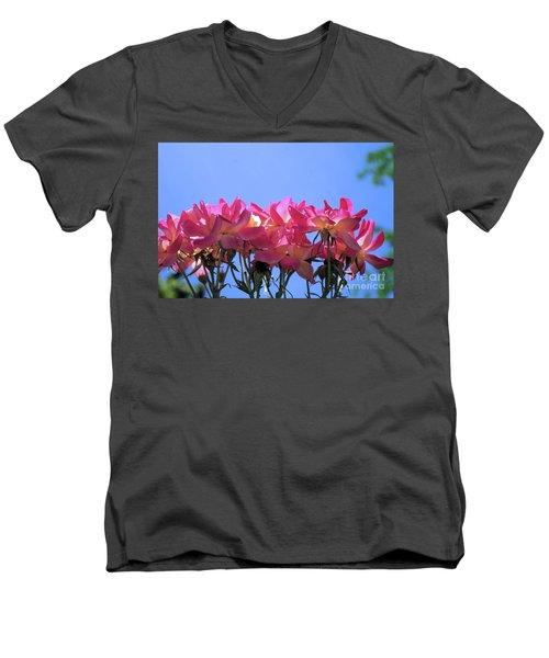 All Together Now Men's V-Neck T-Shirt