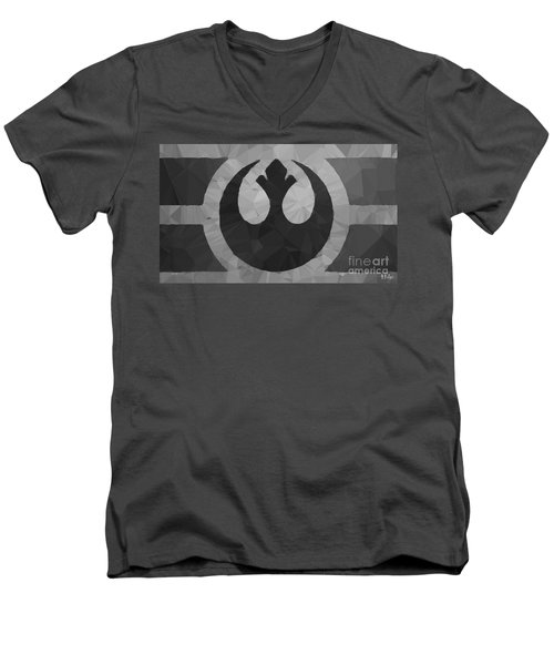 Alliance Phoenix Men's V-Neck T-Shirt