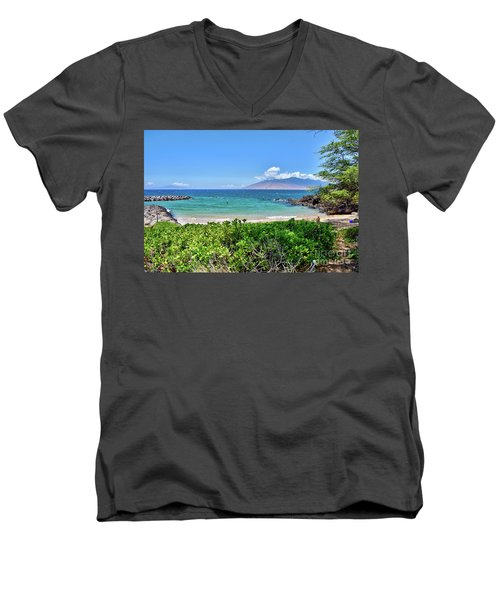 Aloha Friday Men's V-Neck T-Shirt