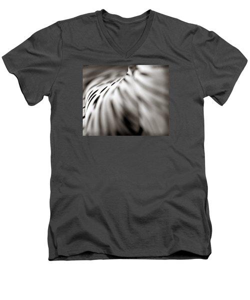 Alosteria 10 Men's V-Neck T-Shirt by Simone Ochrym