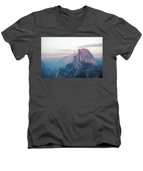 Alpenglow Men's V-Neck T-Shirt
