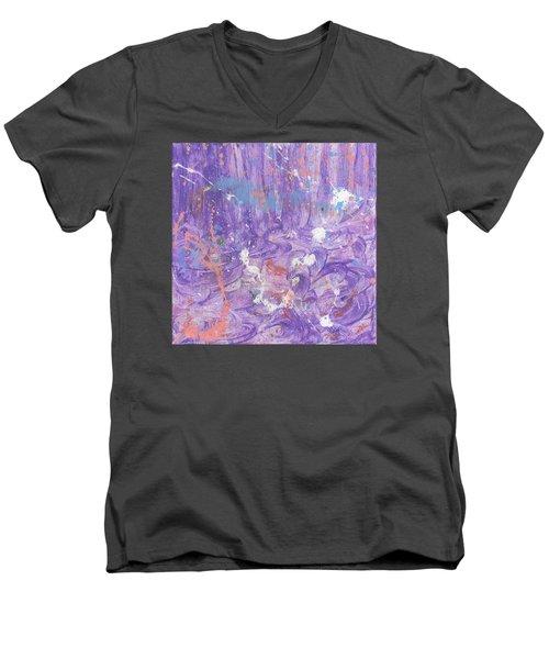 Alsace-lorraine Men's V-Neck T-Shirt