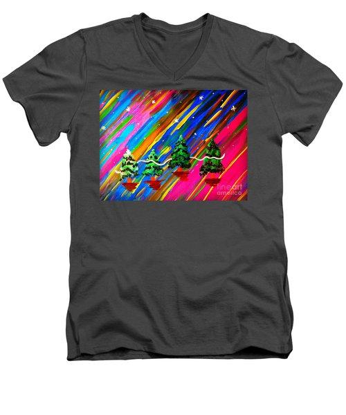 Altered States Of Consciousness Men's V-Neck T-Shirt