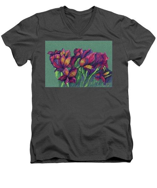 Altermyria Men's V-Neck T-Shirt
